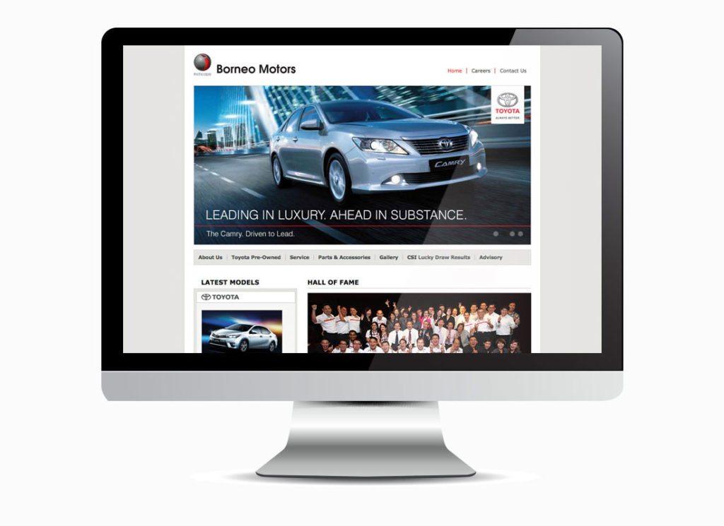 BMS Homepage