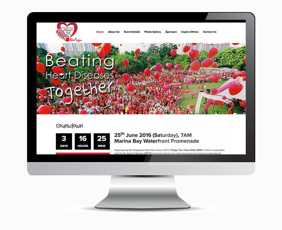 Pledge Your Heart Screens