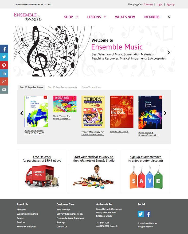 Ensemble Music Clear Purpose