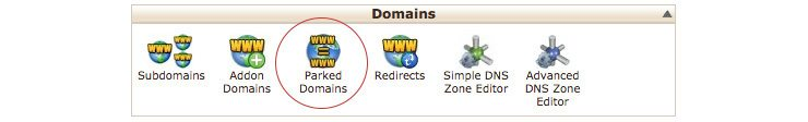 Parked Domains in Cpanel
