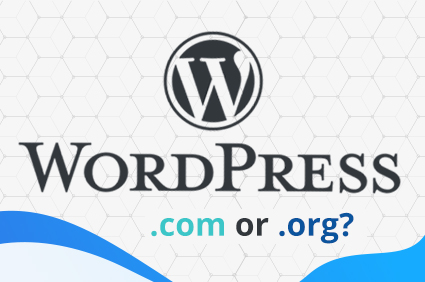 Difference between Wordpress.com and .org